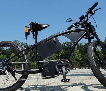 Vélo électrique - image
