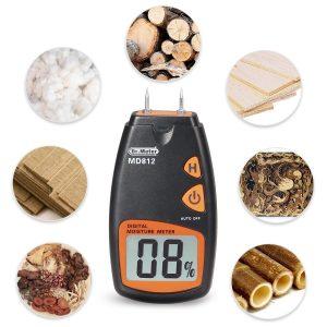 Comment fonctionne un humidimètre numérique de bois