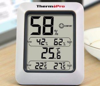ThermoPro TP50 Hygromètre Numérique (2)