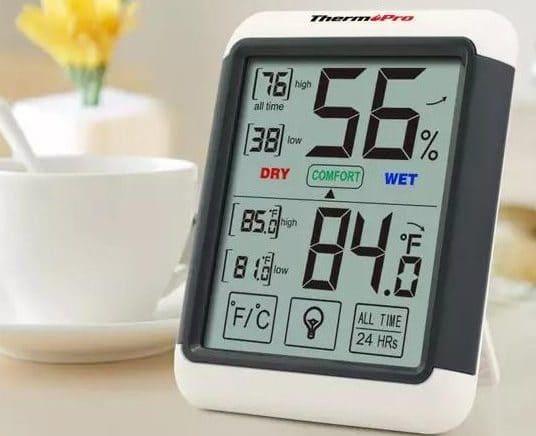 ThermoPro TP55 Hygromètre Intérieur